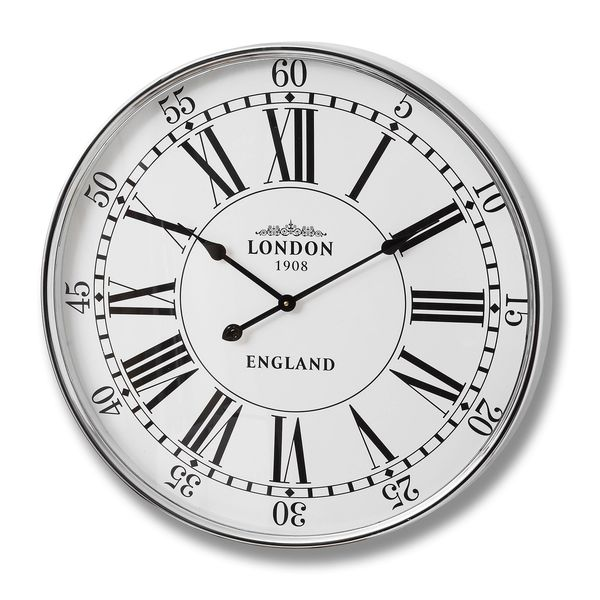 London City Wall Clock 68cm