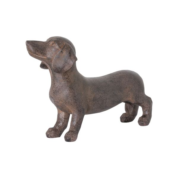 Ernie The Sausage Dog Standing Ornament
