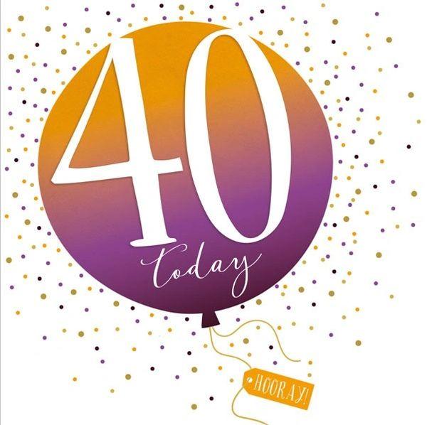 40th Pop Fizz Clink Card