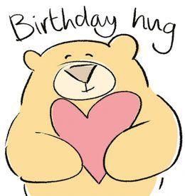 Birthday hug bsh038