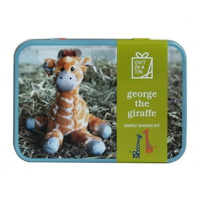 George the Giraffe - Simple Sewing Kit