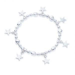 Multiple star bracelet