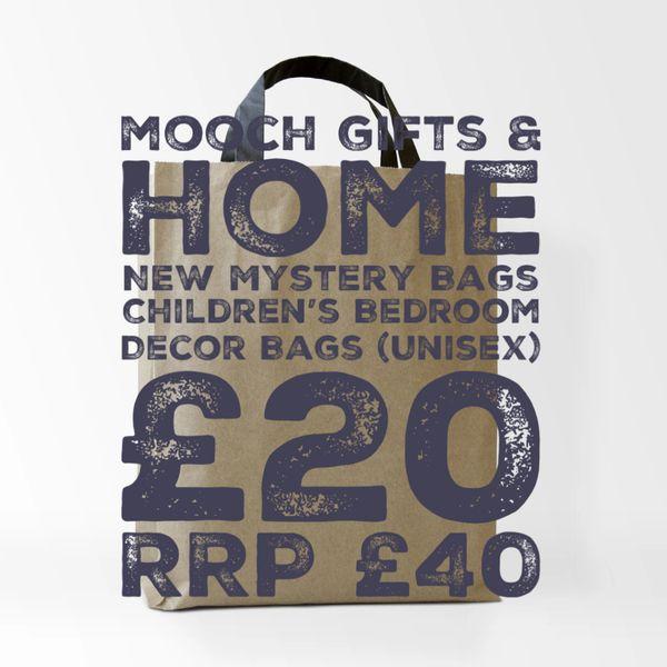 Children's Bedroom Wall Decor Mystery Bag