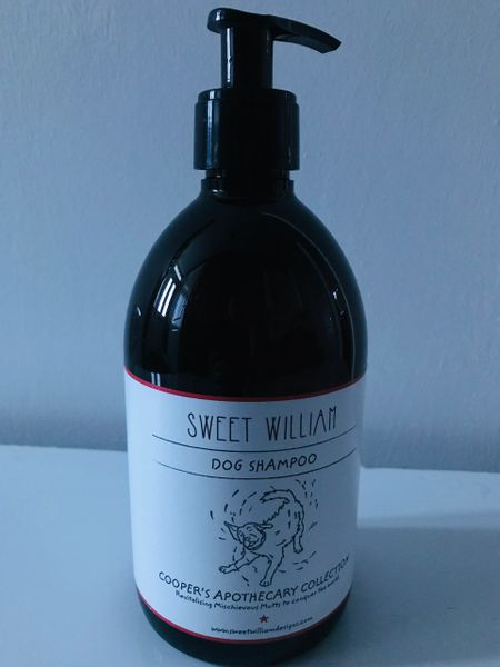Sweet William Designs Dog Shampoo
