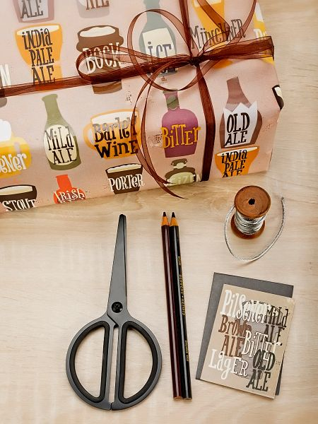 Beers Gift Wrap