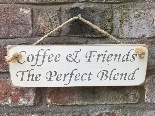 Coffee & Friends The Perfect Blend