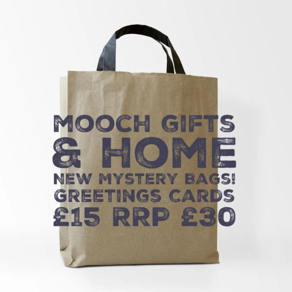 12 Greetings Cards in a Mystery Bag