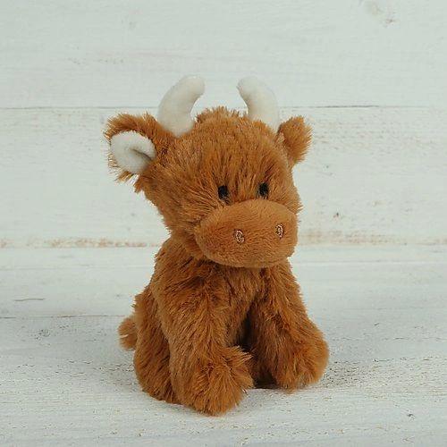 Mini Highland Cow