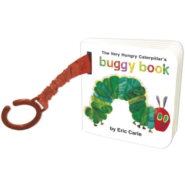 Eric the hungry caterpillar buggy book
