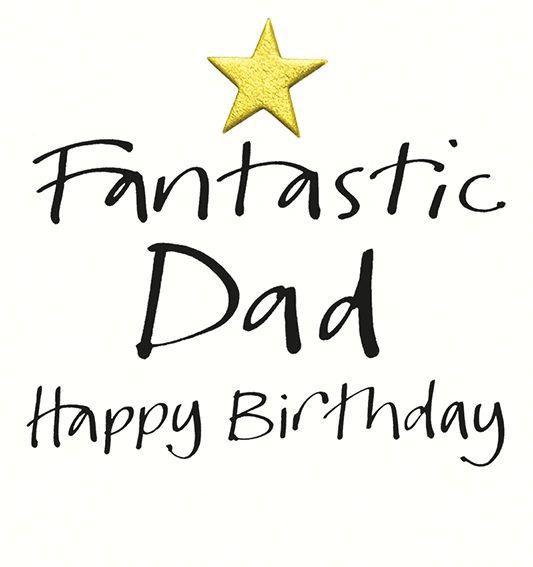 Birthday Dad IAA307