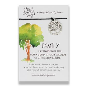 FAMILY TREE - WishStrings