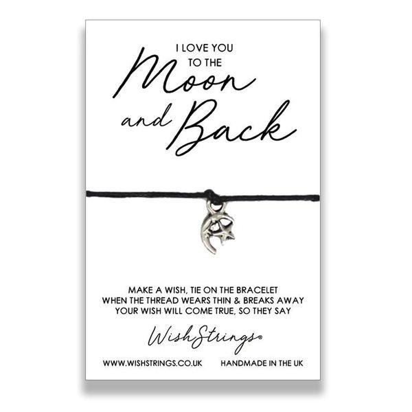 MOON & BACK - WishStrings