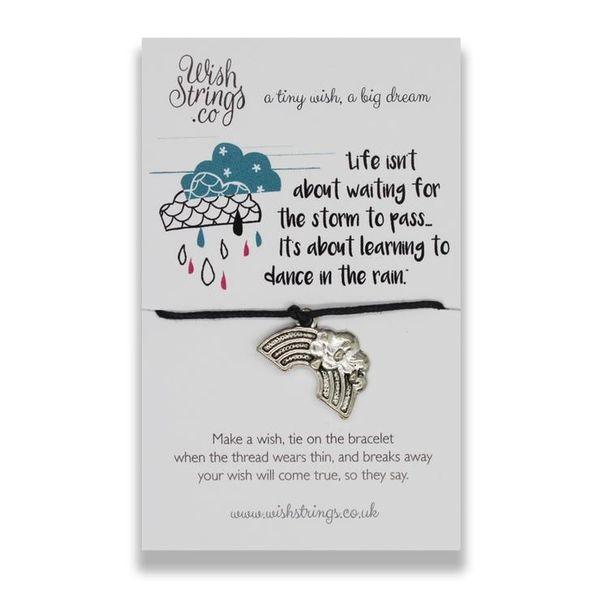 DANCE IN THE RAIN - WishStrings