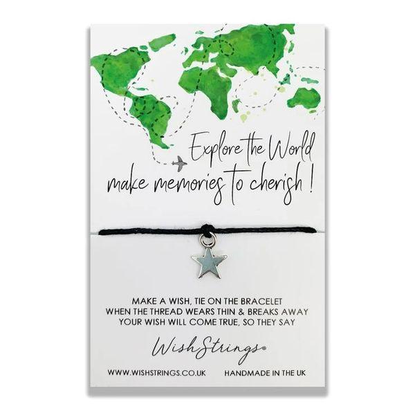 EXPLORE THE WORLD MAP - WishStrings