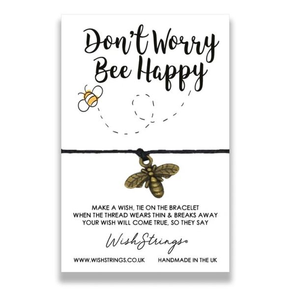 BEE HAPPY - WishStrings