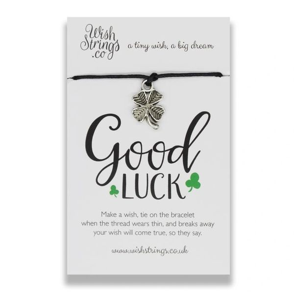 GOOD LUCK - WishStrings