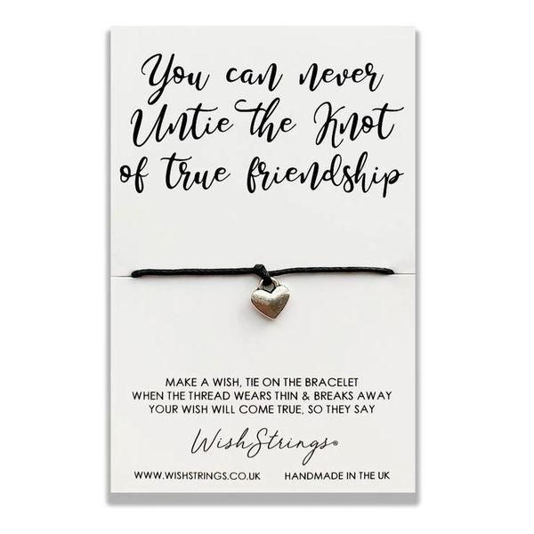 KNOT OF TRUE FRIENDSHIP - WishStrings