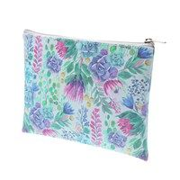 Desert Blooms Large Pouch