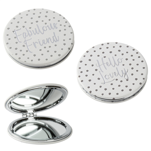 Ophelia compact mirror
