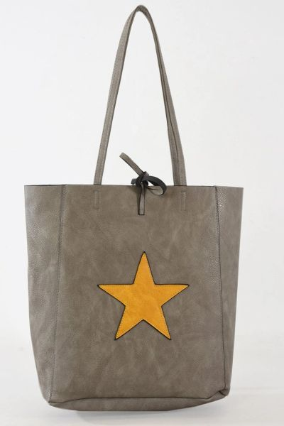 Star detail Tote Bags - choose one of 3 styles