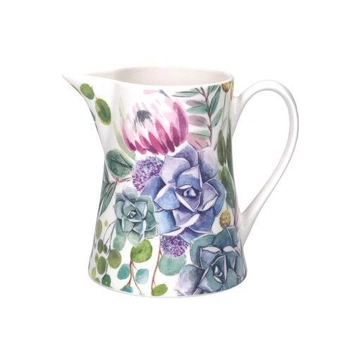 Desert Blooms Ceramic Jug Small (boxed)