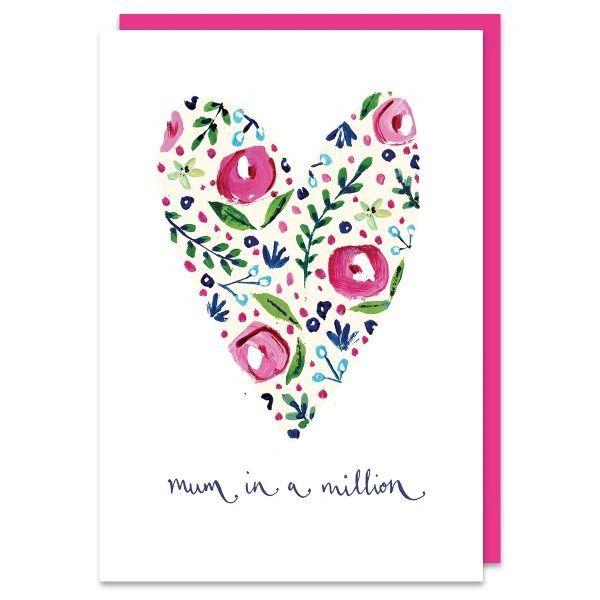 Mum in a Million Heart