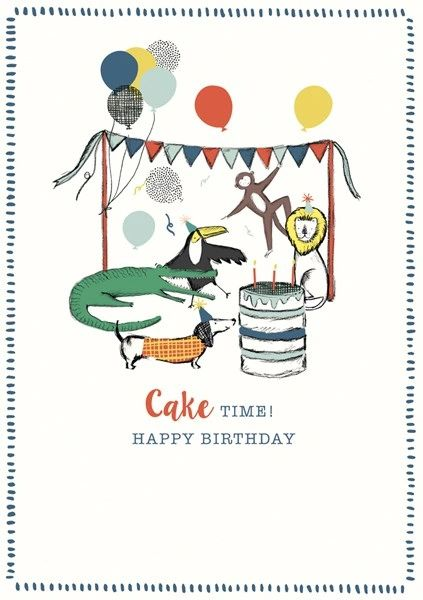 Cake Time Frank NF28