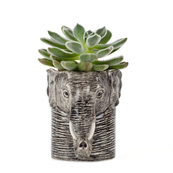 Elephant Pen Pot