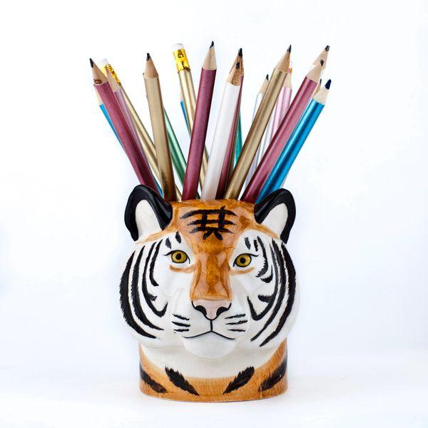 Tiger Pen Pot