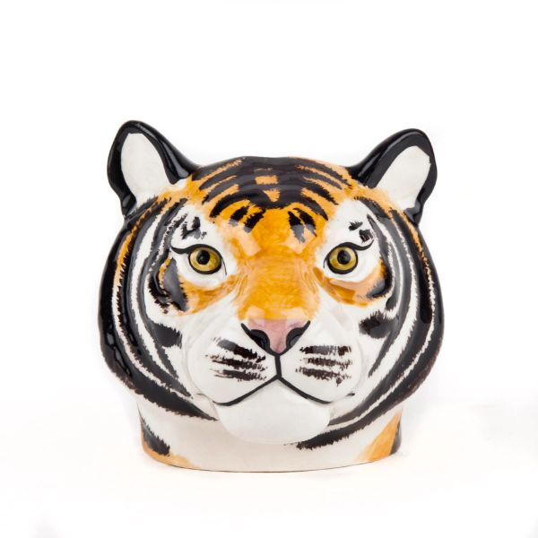 Tiger Face Egg Cup