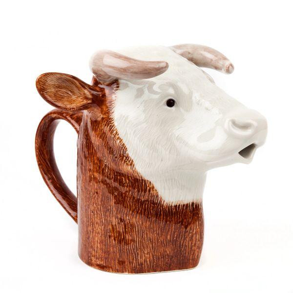 Hereford Bull Jug