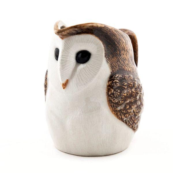 Barn Owl Jug - choose size