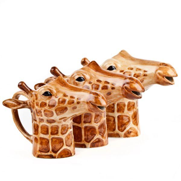 Giraffe Jug Large by Quail