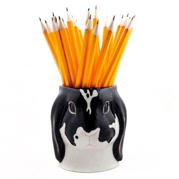 Lop Eared Rabbit Pen Pot by Quail