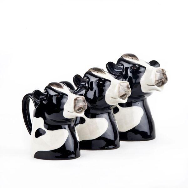 Cow Medium Jug by Qual