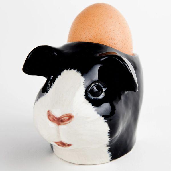 Guinea Pig Egg Cup by Quail