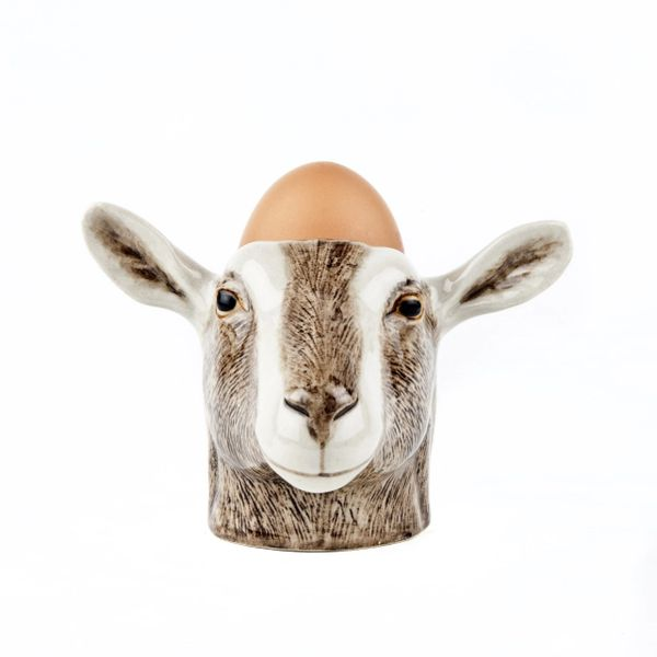 Goat Egg Cup By Quail