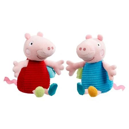 My First Peppa Pig Chime & Rattle - choose one