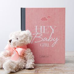 BABY GIRL JOURNAL - ALTERNATIVE BABY JOURNAL