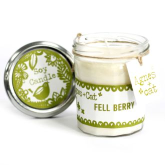 FELL BERRY Jam Jar Candle