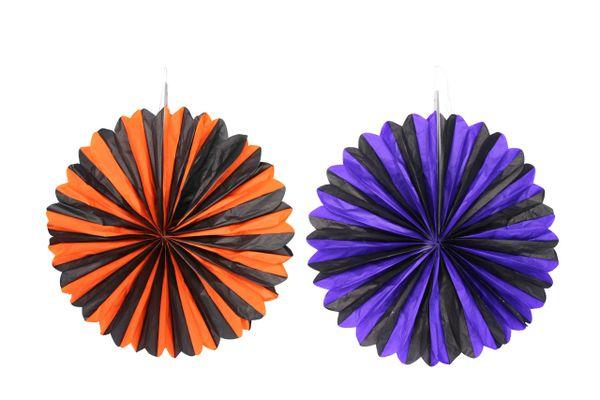 Paper Honeycomb disk decoration - chhose colour