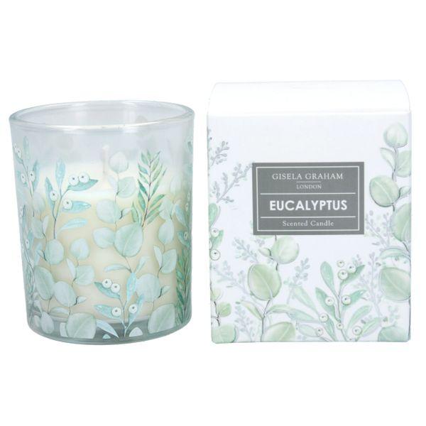 Eucalyptus Garden Boxed Small Candle