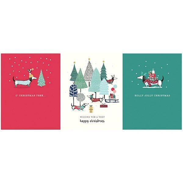 Frank Christmas Trio Box
