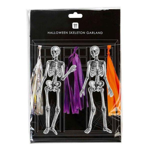 Skeleton Crew Bunting