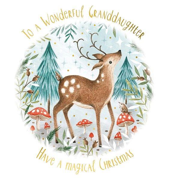 Granddaughter Deer AFRX183