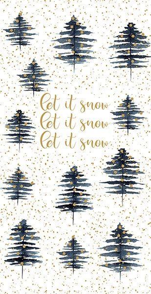 Let it snow Wallet