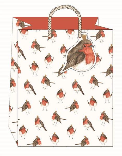 Robin Gift Bag - Large
