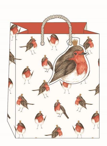 Robin Gift Bag - medium