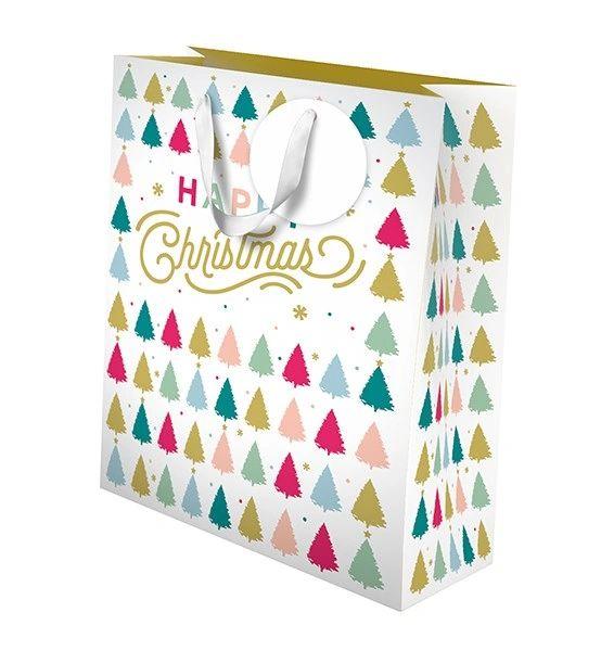 Happy Christmas Gift Bag - Medium