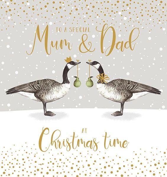 Mum & Dad Geese